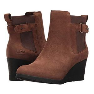 Ugg Indra Wedge Bootie